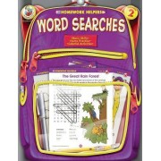 Word Searches, Homework Helpers, Grade 2 by Frank Schaffer Publications