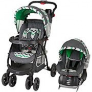 Baby Trend Encore Lite Travel System Stone Green
