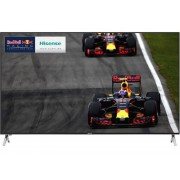 "Hisense 75"" 4k Uhd Led Tv With Freeview Hd 3840 X 2160 Black 4x Hdmi And"