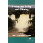 Ecotourism Policy and Plannin by David Fennell