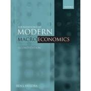 Foundations of Modern Macroeconomics by Ben J. Heijdra