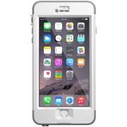 LifeProof Nüüd Case voor Apple iPhone 6 Plus/6S Plus - Wit