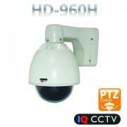CCTV kamera 960H s otáčaním + 18x zoom