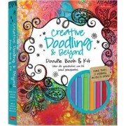 Creative Doodling & Beyond Doodle Book & Kit by Stephanie Corfee