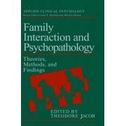 Family Interaction and Psychopathology by Theodore Jacob