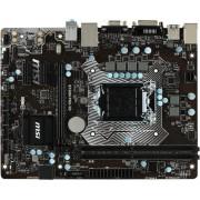 MSI MB B150M PRO-VD Intel B150 LGA 1151 (Socket H4) Micro ATX moederbord