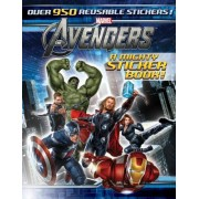 The Avengers: A Mighty Sticker Book by Dbg