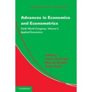 Advances in Economics and Econometrics by Daron Acemoglu