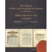 The History of the Czech Academy of Sciences in Pictures(Martin Franc; Vlasta Mádlová)