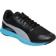 Puma Flexracer DP Running Shoes(Black)