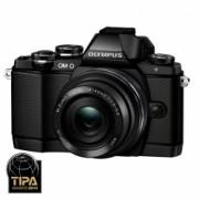 Olympus OM-D E-M10 14-42 EZ Kit Pancake Black/Black RS125010656