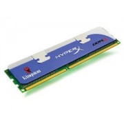 Kingston HyperX - DDR3 - 3 Go : 3 x 1 Go - DIMM 240 broches - 1375 MHz / PC3-11000 - CL7 - 1.65 V - mémoire sans tampon - NON ECC