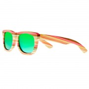 Earth Wood Sunglasses Delray 016gm Unisex