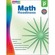 Math Readiness, Preschool by Spectrum