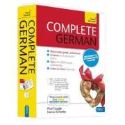 Complete German Beginner to Intermediate Book and Audio Course by Heiner Schenke