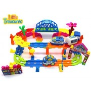 Go Track Tracks Roads Hills And Bridge Toy For Children Start Your Child On The Right Journey With The Rail Park