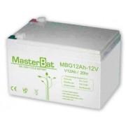 Bateria de Gel 12 Voltios 12AH (151x98x99mm) MBG12-12