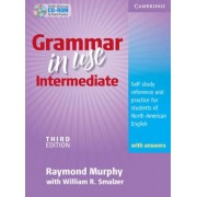 Grammar in Use Intermediate Student's Book with Answers and CD-ROM by Raymond Murphy