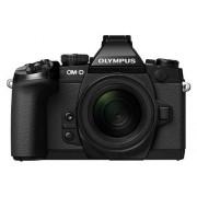 "Olympus OM-D E-M1 Cámara EVIL de 16 Mp (pantalla de 3"", objetivo 12-50mm f/3.2, estabilizador de imagen, vídeo 1080p Full HD) negro kit con objetivo ED"