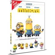 Minions: Sandra Bullock,Jon Hamm,Michael Keaton - Minionii (DVD)