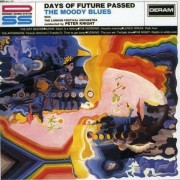 Moody Blues - Days Of Future Passed (0042284476720) (1 CD)