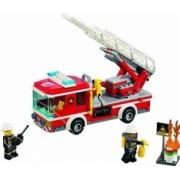 Set Constructie Lego City Camion De Pompieri Cu Scara