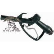 PLASTIC NOZZLE - BLACK - Plastikowy pistolet do oleju napędowego, opałowego