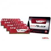 Memorie GeIL EVO Veloce 16GB (4x4GB) DDR3, 2133MHz, PC3-17064, Quad Channel Kit, GEV316GB2133C11QC