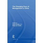 The Changing Face of Management in China by Chris Rowley