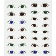 Eyeball Stickers Large Eyes