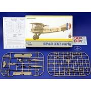 Eduard 7411 Modellino Aereo Spad XIII Early Scala 1:72 Plastic Kit