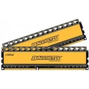 Ballistix - BLT2CP8G3D1608DT1TX0CEU Tactical 16Go Kit (8Gox2) DDR3 1600 MT/s (PC3-12800) UDIMM 240-Pin Memory
