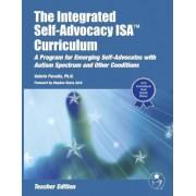 The Integrated Self-advocacy Curriculum: Teacher Manual by Valerie Paradiz