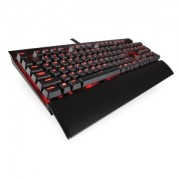 Tastatura mecanica gaming Corsair K70 LUX - Red LED - Cherry MX Brown (EU)
