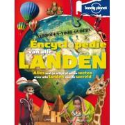Kinderreisgids - Reisgids Lonely Planet Encyclopedie van alle landen   Lannoo
