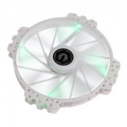 Ventilator 200 mm BitFenix Spectre Pro All White Green LED
