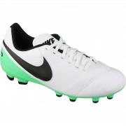 Ghete de fotbal copii Nike Jr Tiempo Legend VI Fg 819186-103