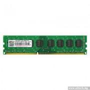 DDR3, 4GB, 1333MHz, Transcend JetRam 240Pin, DIMM CL9 (TS512MLK64V3N)