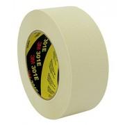 3MTM Cinta de enmascarado 301E, 18 mm x 50 m, 0,15 mm, Beige (48 Pack)