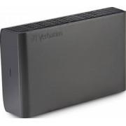 HDD Extern Verbatim Store and Save 3TB 3.5inch USB 3.0 Negru