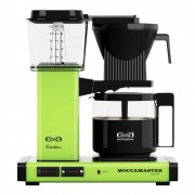 Moccamaster Kaffebryggare KBGC982AO Green