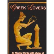 Jeu De 54 Cartes Erotique ; Greek Ancient Lovers