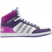 Adidas Детски Кецове Hoops Mid K F98533