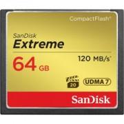 Extreme CF 64GB 120Mb/s