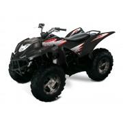 Quad S5 4X4 - HSUN - Rouge