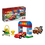 LEGO - Carrera Clásica Disney Pixar Cars, multicolor (10600)