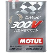 Motul300V COMPETITION 15W50