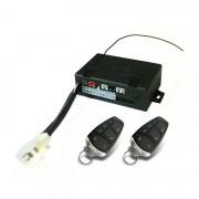 Alarma auto KeeTec cu 2 Telecomenzi RC Max functie imobilizare masina