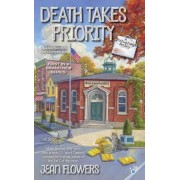Death Takes Priority by Jean Flowers