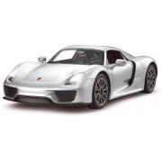 Jamara Porsche 918 Spyder 1:14 - RC Auto - Zilver